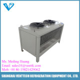 Double Semi-Hermetic Screw Compressors Dry Air Cooled