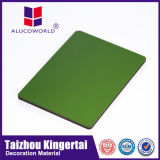 Alucoworld Weather Board Wall Cladding ACP Aluminum Construction Material