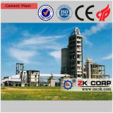 Small Scale Cement Production Line