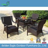 Outdoor Wicker Table and Chairs (FP0014)