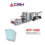 Paper Iner Auto Flexographic Pinting Machine for Writing Journal (2+2)
