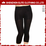 Women Black Wholesale Cheap Leggings Polyester (ELTFLI-37)