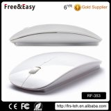 Crystal Gift Box Packed 2.4GHz Portable Wireless Custom Logo Mouse