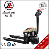 Factory Director Recommended 1.5t Standing Full Electric Pallet Mover