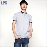 Loose Comfortable 100% Cotton Fashion Polo Shirt for Youth