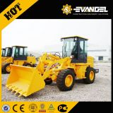 Xcm Mini Wheel Loader Lw188 0.9cbm Bucket 5600kg Operating Weight 60kw (LW188)