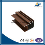Wood Grain Surface Treatment for Aluminum