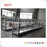 Ce Zlp630 Aluminum Alloy Suspended Platform Access Cradle Scaffolding Gondola