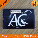 Sports Club Promotion Gift Black Card USB Disk (YT-3101)