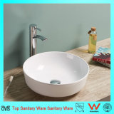 Cheap Price Hot Sale Oval Artificial Stone Thin Edge Basin