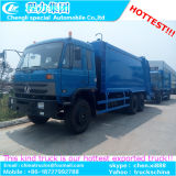Exported to Ghana Compactor DFAC 6X4 Compression Garbage Collection Truck