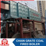 Industrial SZL 25-1.25MPa Double-Drum Horizontal Coal Fired Steam Boiler