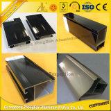 Customized Electrophoresis Coating Aluminum Windows and Doors