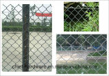 China Excellent Quality Low Price Galvanized PVC Coated Decorative Chain Link Fence Wire Mesh