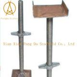Galvanized Scaffolding Steel Screw Base Jack