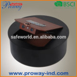 Heavy Duty Concealed Car Safe Can Install in Spare Tyre or Under Car