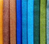 Home Textile Linen Type Curtain Decorative Fabric