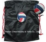 Foldable Draw String Bag, Volleyball, Convenient and Handy, Leisure, Sports, Promotion, Accessories & Decoration, Lightweight