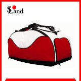 Custom Red Tennis Duffle Bag