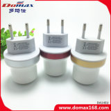 Mobile Phone Gadget 2 USB Wall Adapter Charger for iPhone 5