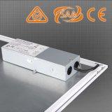 OEM ODM 40W 36W Flicker Free LED Panelwith Metal Fire Junction Box