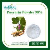 Kudzu Root Extract Puerarin Powder 98%/Puerarin 98%