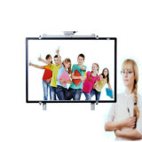 Magnetic Black White Smart Touch Board with Stand Class Writing