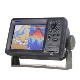 "Marine Navigator HP-628A 5.6"" Colorized Liquid Crystal GPS Receiver"