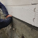 Stucco Wire Mesh / Plaster Wire Mesh