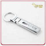 Promotion Custom Embossed Soft Enamel Metal Keyring