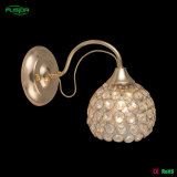 Simple Wall Sconce Light with Crystal