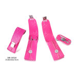 Hot Selling Personalized Deluxe Leather Nail Art Manicure Set