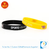 High Quality Promotional Sports Rubber Wristband
