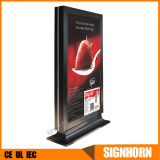 Double Sided Outdoor Advertising Standing Scrolling Light Box
