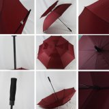 2017 Vented Promotional Double Layers Square Golf Umbrella