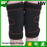 Wholesale Open Patella Neoprene Knee Guard (HW-KS019)