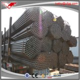 China Supplier ERW High Quality Low Carbon Black Steel Pipe Price