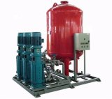 Non-Negative Pressure Water Supply System