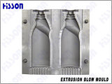 2-Cavity 1000ml S136 Extrusion Blow Mold