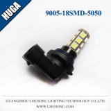 9005 18SMD 5050 LED Fog Lamp for Auto