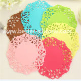 Insulation Flower Shaped Silicone Cup Mat