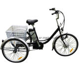 24inch Adult Electric Cargo Tricycle Sh-T004
