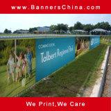 Custom Outoor Advertising Mesh Banner