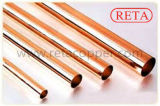 Straight Copper Tube with Half Hard Temper
