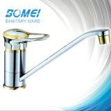 Brass Golden Plated Sink Kitchen Faucet (BM50105)