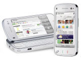 Quad Band Mobile Phone (N97)