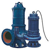 Non-Clog Submersible Sewage Pump (WQ Series)