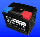Batteries Lead Acid with Mf Battery Dry Charged Battery JIS65