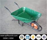 South Africa Solid Rubber Wheel Barrow Wheelbarrow Wb3800 Garden Cart