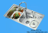 Stainless Steel Sink (RS714)